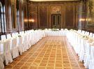 Zámek Šilheřovice - svatební tabule