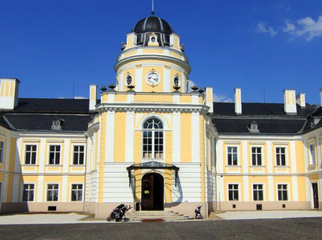 Pałac Šilheřovice